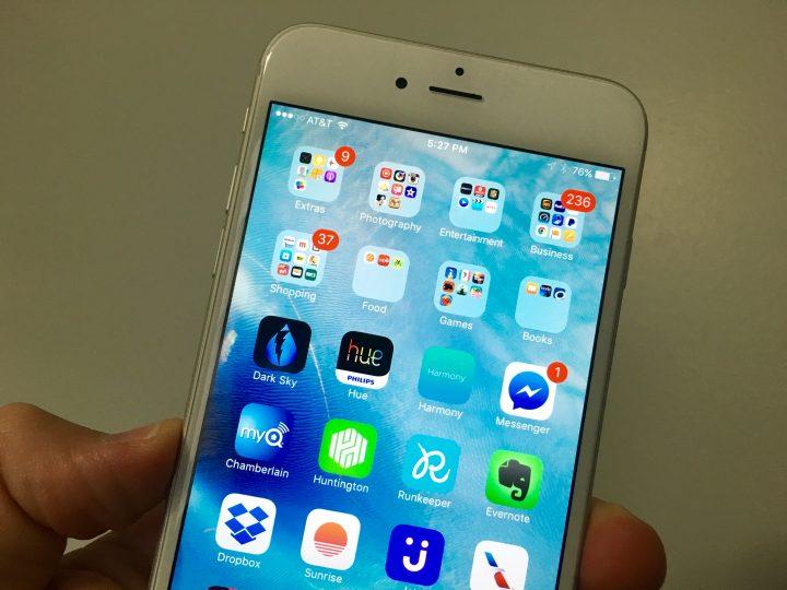 Apps work great on iOS 9.1 so far.