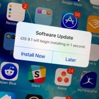 iPhone 6s Plus iOS 9.1 - 3