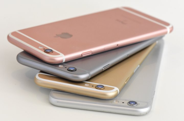 iPhone 6s Cameras