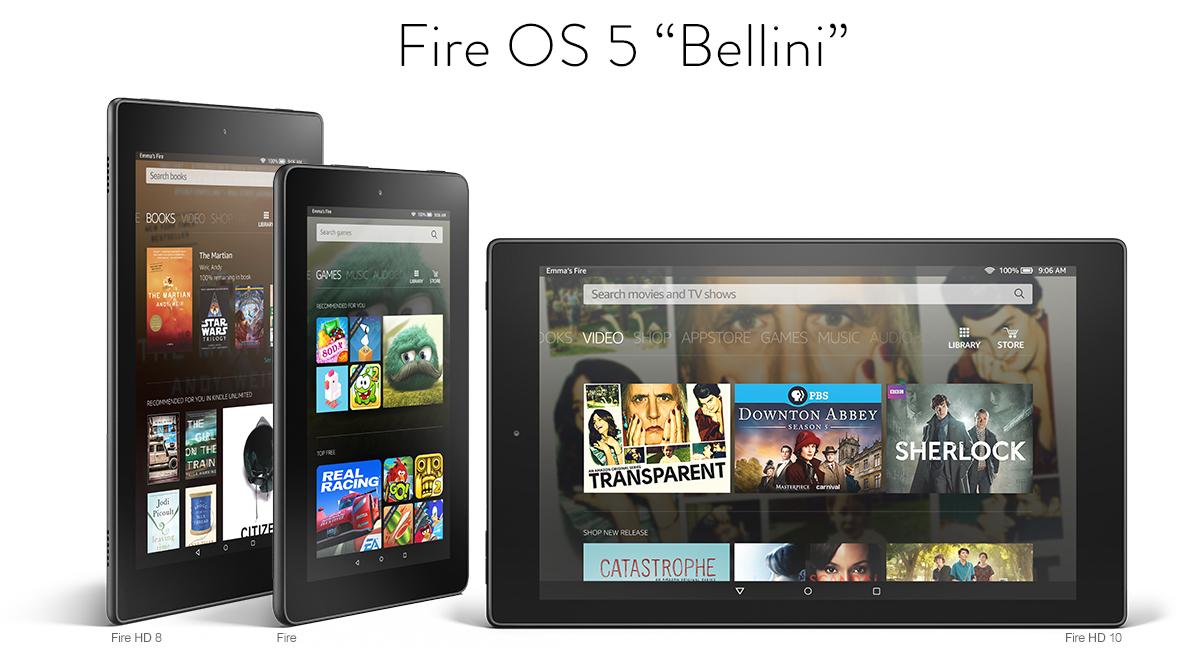 Fire Os App Store