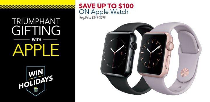 Best Apple Watch Black Friday 2015 Deals