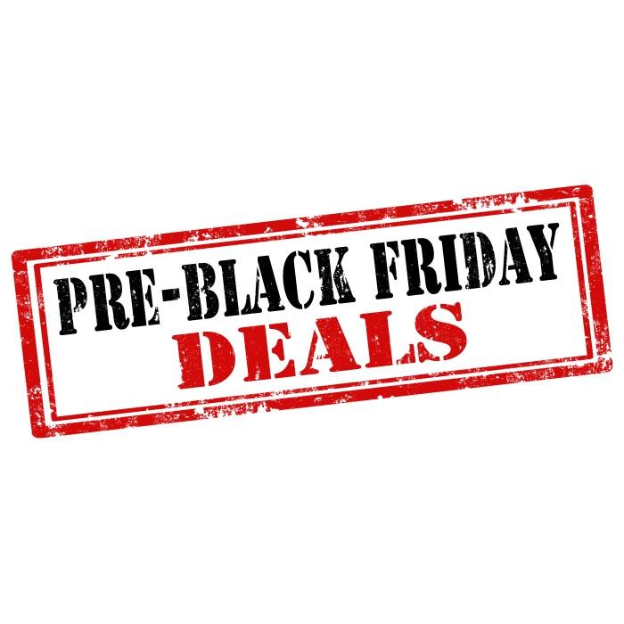 Shop Pre Black Friday 2015 Deals