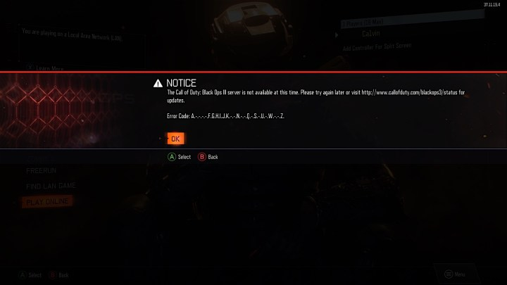 The Black OPs 3 ABC error is a common problem, and there are steps you can take to try and fix it.