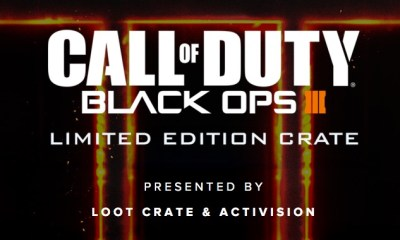 What you need to know about the Call of Duty: Black Ops 3 Loot Crate.