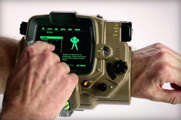 Good & Bad: Fallout 4 Pip Boy Edition