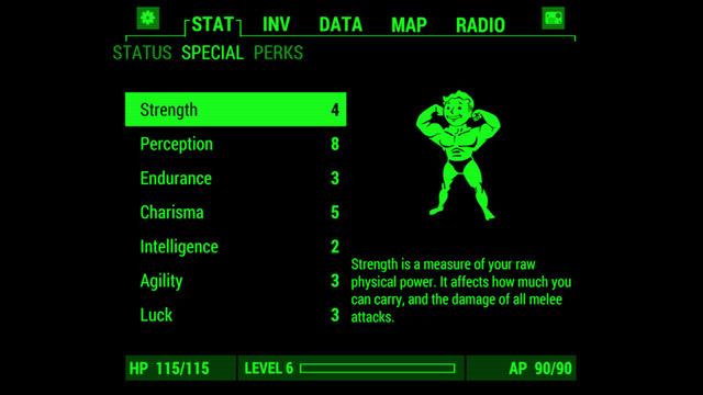 Fallout-App