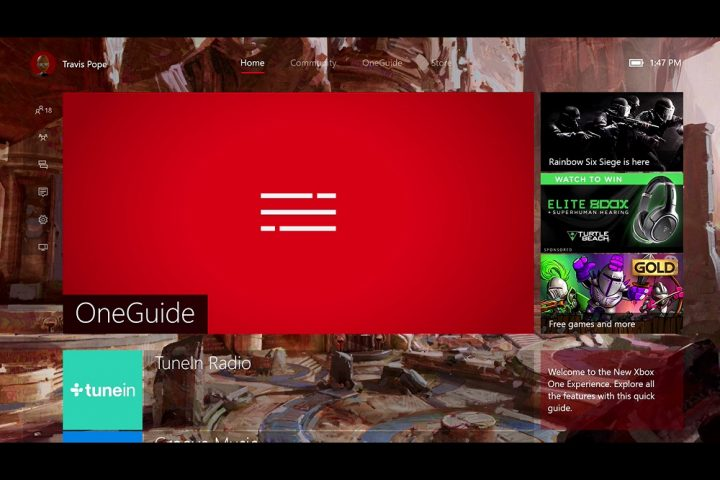 How to Start an Xbox Live Party on Xbox One (1)