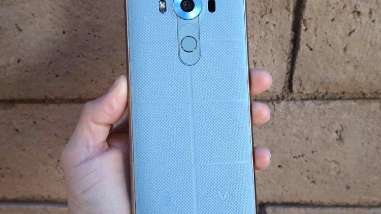 How to Take a Screenshot on the LG V10