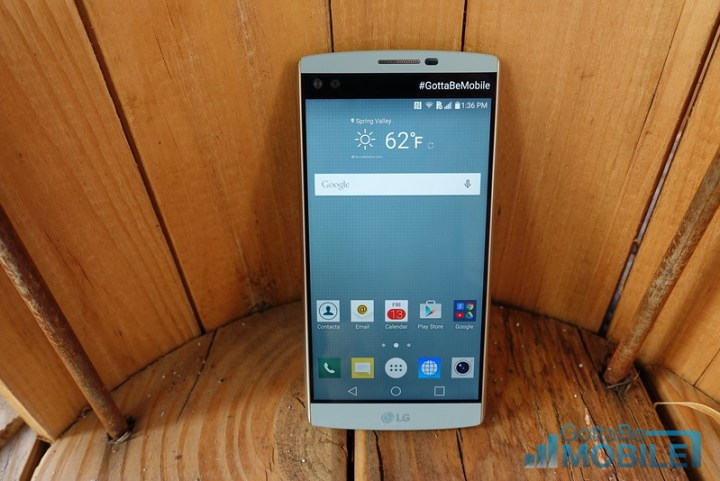 LG V10: 5 Things I Learned on the First Day