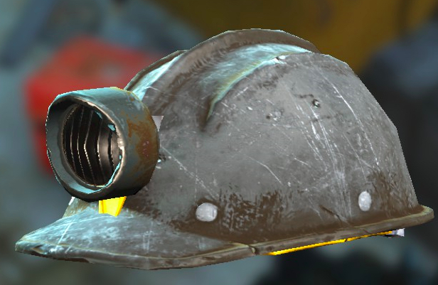 Fallout 4 Mining Helmet