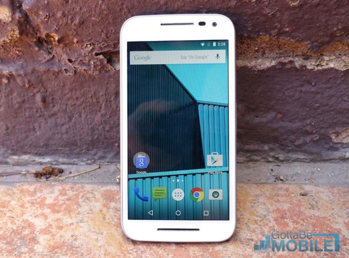 This is the 2015 Moto G (3rd Gen)