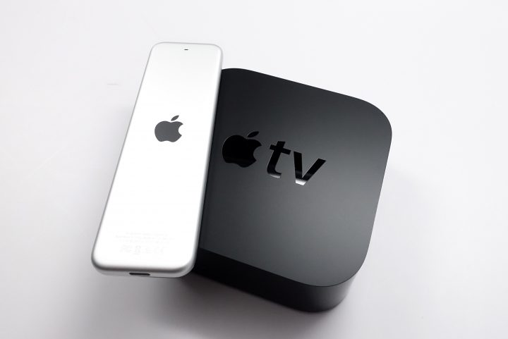 There is more the the new Apple TV remote control than meets the eye.