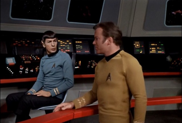 The new Star Trek TV show will come to CBS All Access. Image: CBS.