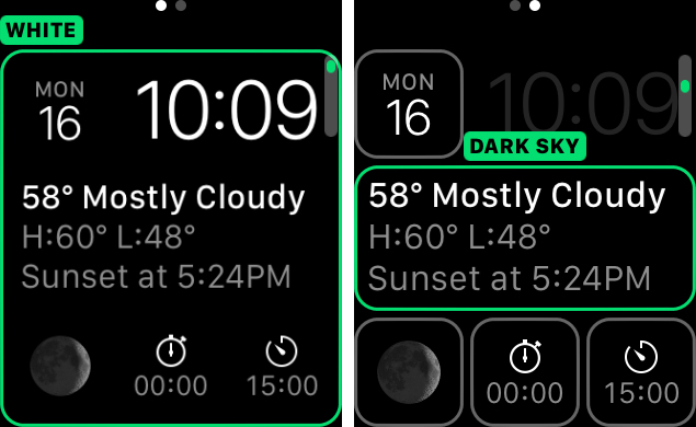 how to change watch face on apple watch