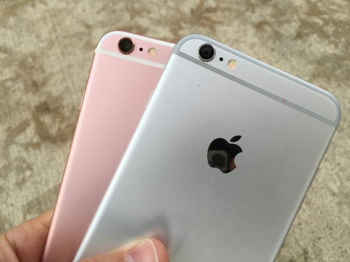 iPhone 6s Plus iPhone 6 Plus iOS 9.1 Update - 5