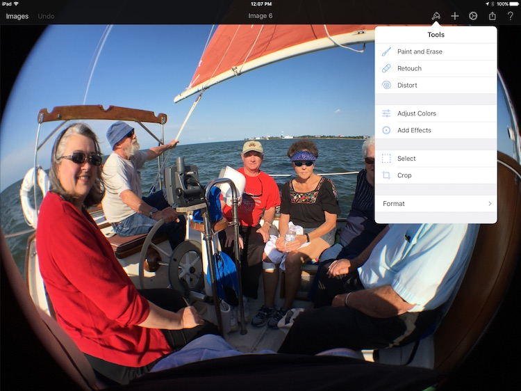 How to Edit Photos on iPad Pro