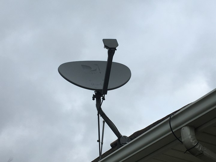 You don't need to go up to your roof to fix DirecTV signal problems.