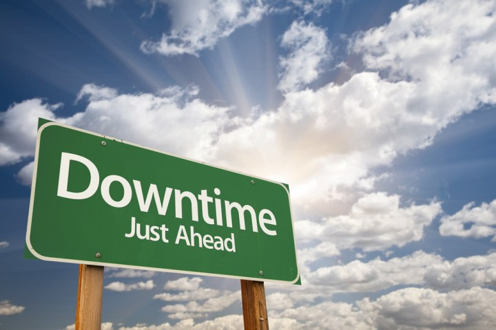 Learn to Create Downtime