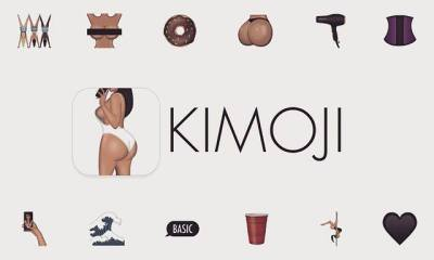 What you need to know about the Kimoji app.