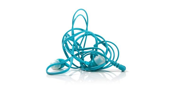 Tangled-headphones