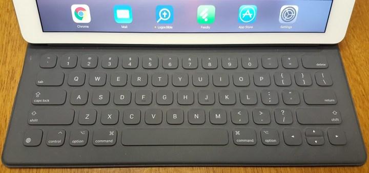 apple smart keyboard ipad pro