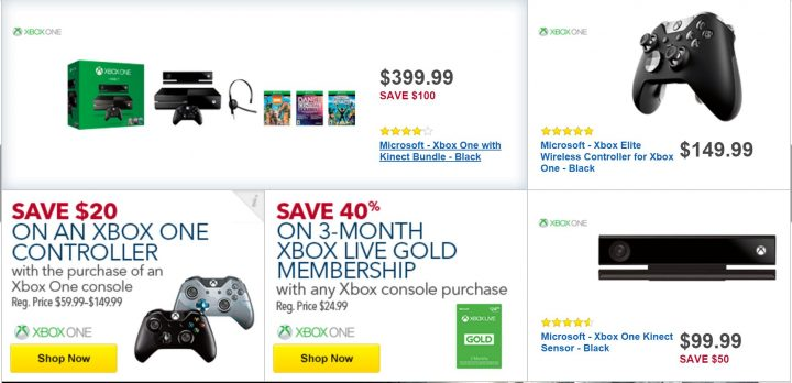 best buy holiday 2015 deals