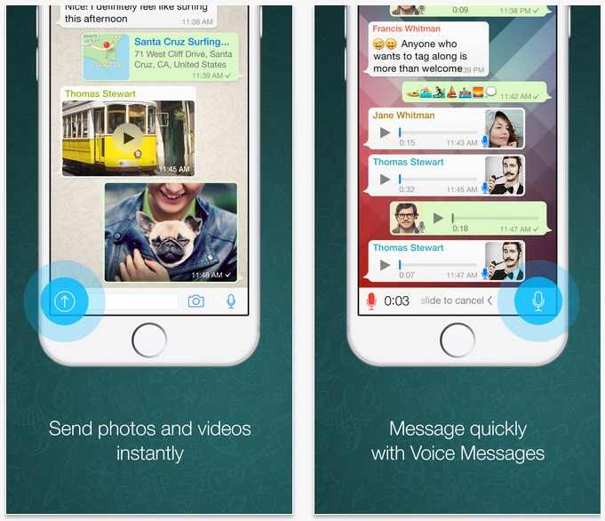 How to Send Group Messages Over iPhone & Android