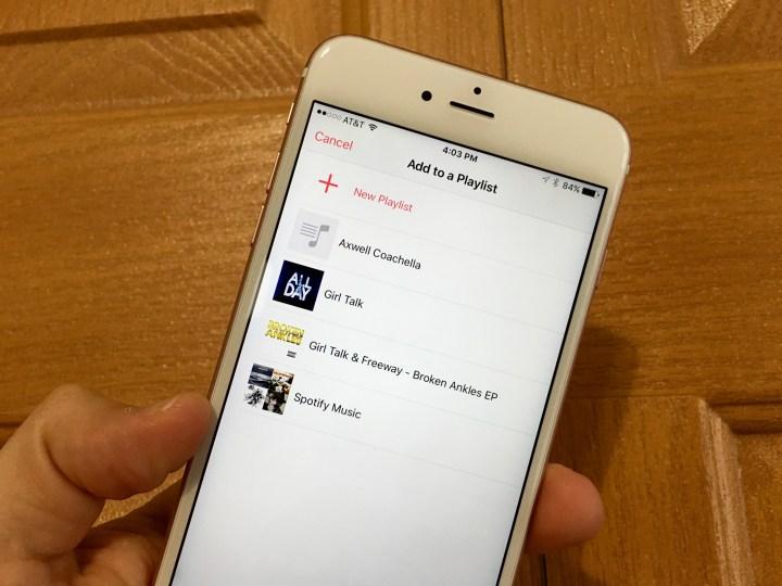 Apple Music Fixes in iOS 9.2