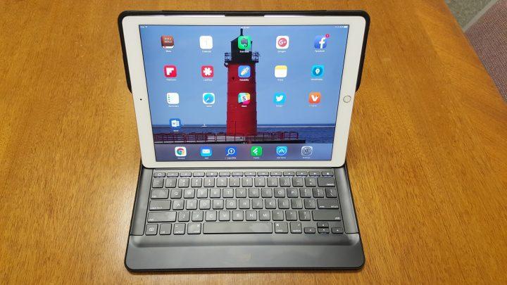 logitech create keyboard ipad pro