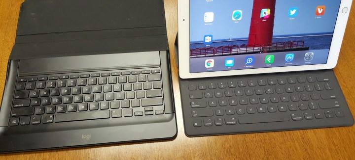 logitech create vs apple smart keyboard