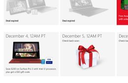 surface pro 3 deal