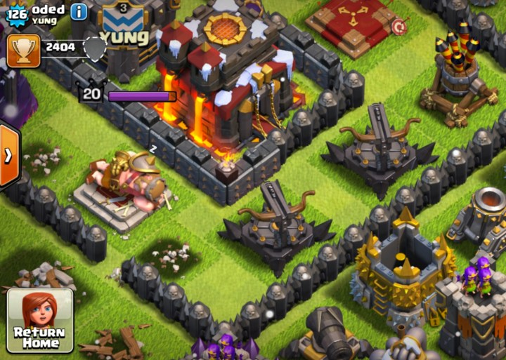 Clash of Clans October 2017 Update: What to Know