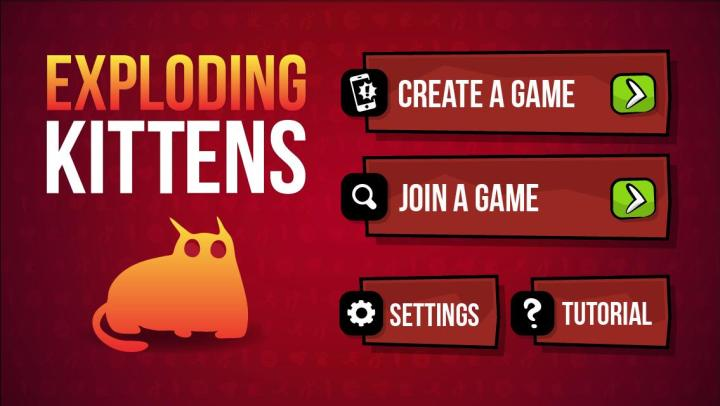 What you need to know about the Exploding Kittens app.