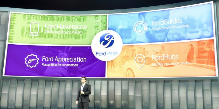 FordPass - FordPay -  - 3