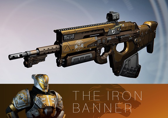 January Iron Banner dates and details.