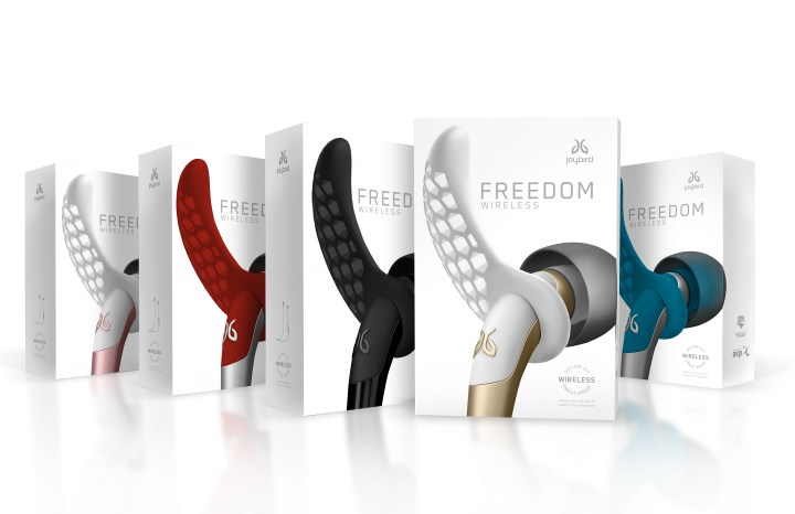 Jaybird Freedom-4-boxes