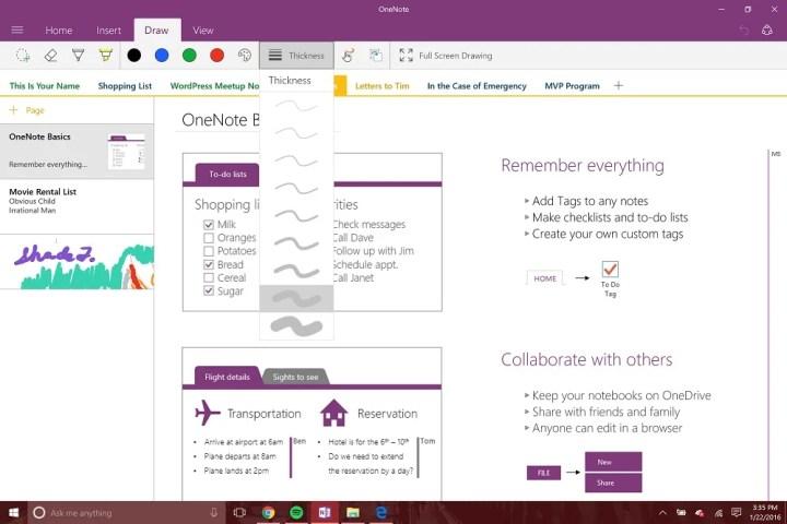Microsoft OneNote Tips (8)