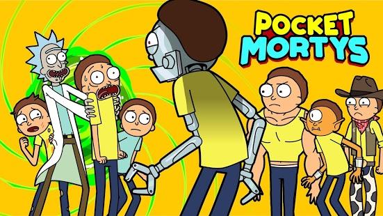 Pocket-mortys