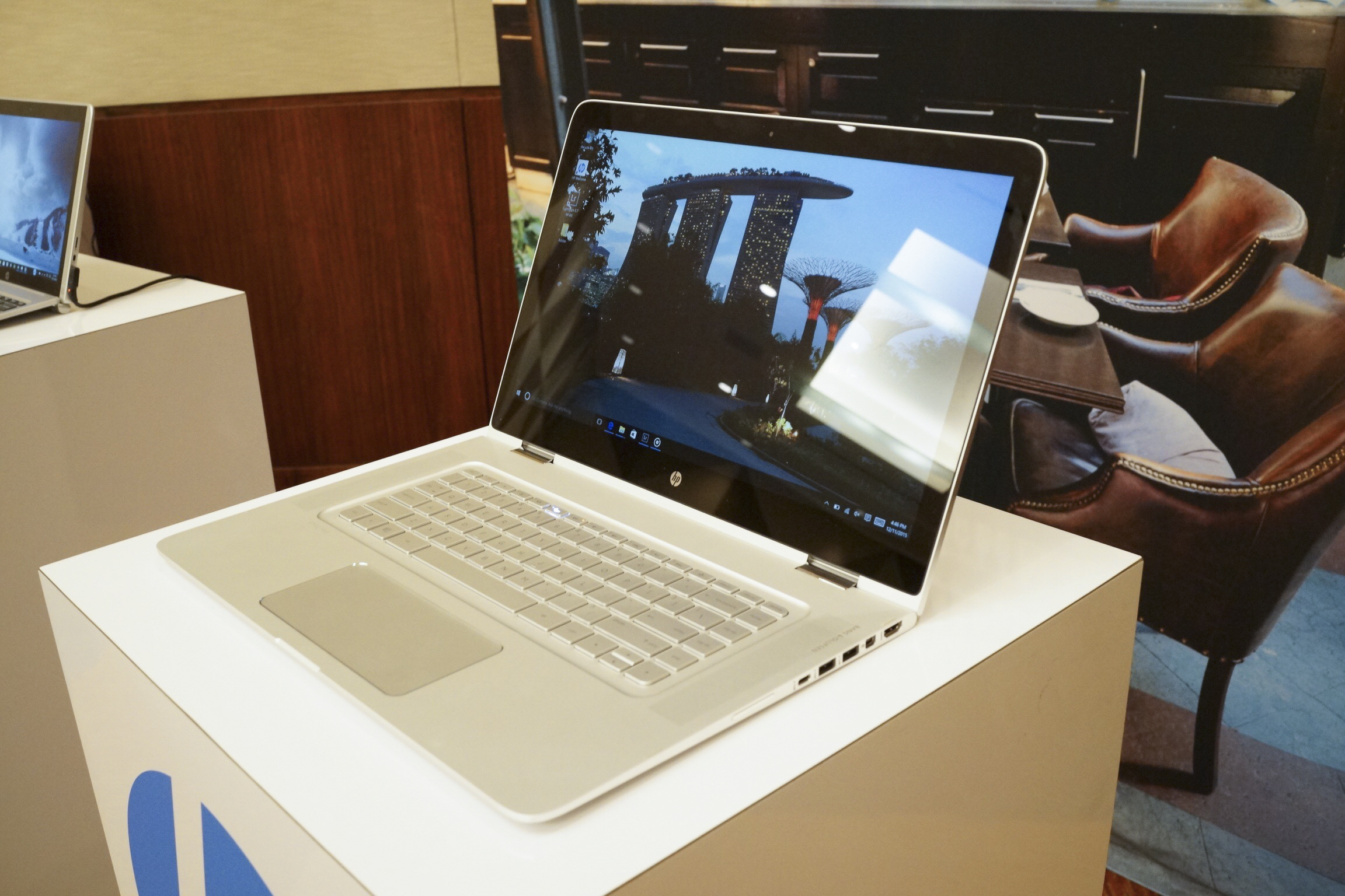 New HP Laptops: OLED, Elegance, and a Giant Tablet