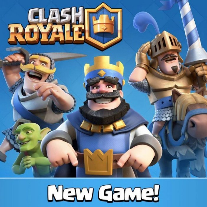 clash royale update version
