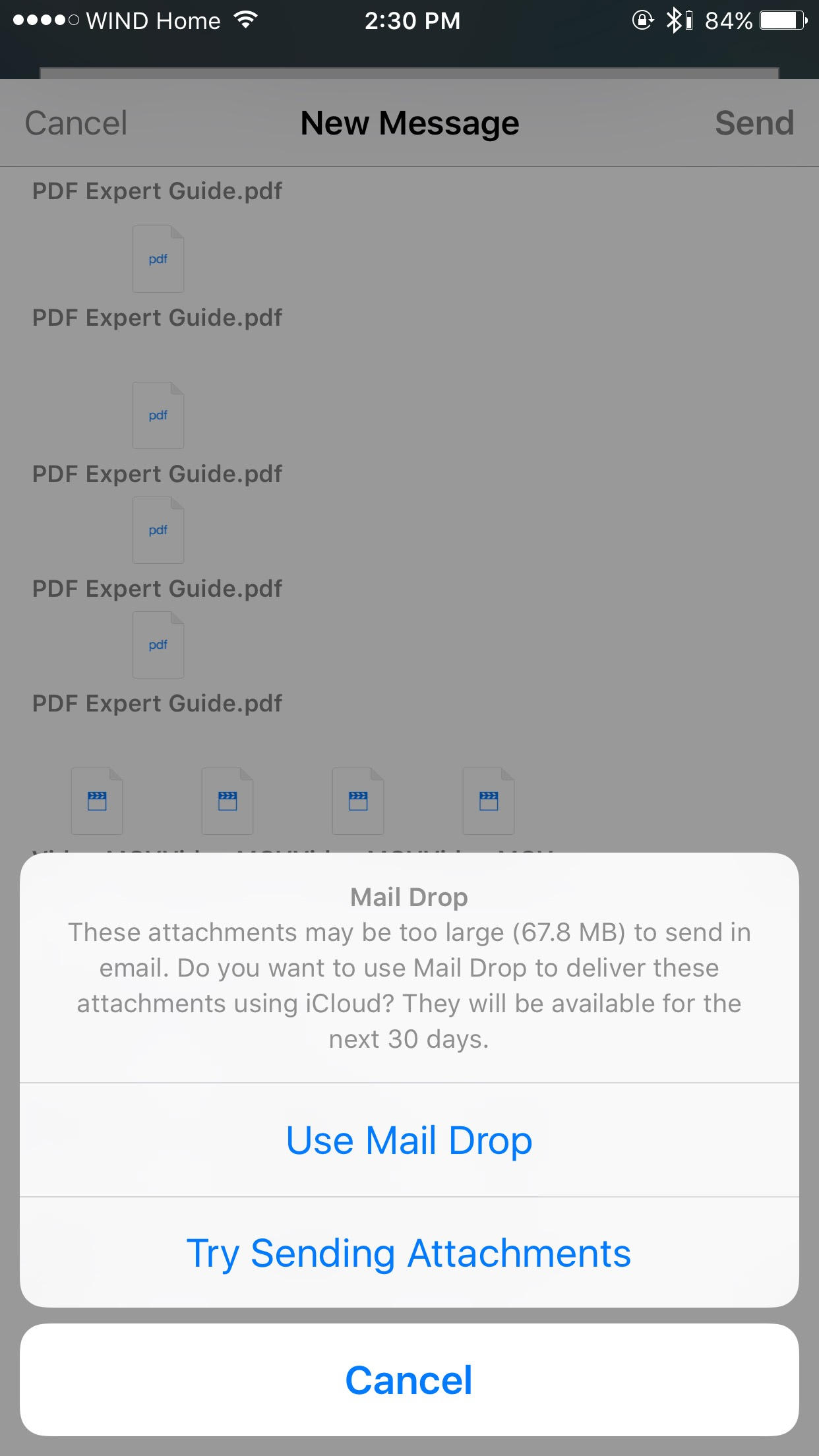 How To Pdf Files From Mail To Iphone