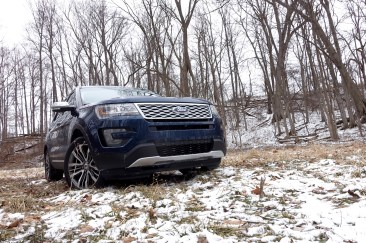 2016 Ford Explorer Platinum Review - 13