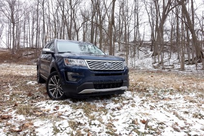 2016 Ford Explorer Platinum Review - 14