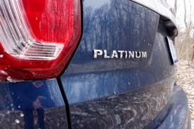 2016 Ford Explorer Platinum Review - 17