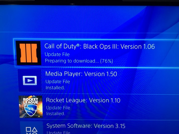 What's new in the Black Ops 3 1.06 update.