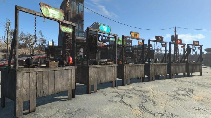 Better Vendor Stalls