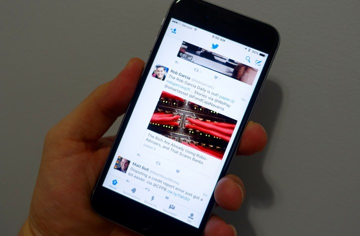 The new Twitter changes will deliver a new best Tweets option to users.
