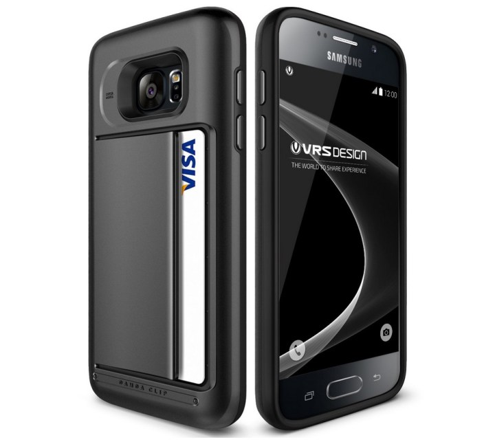 VRS Galaxy S7 Wallet Case