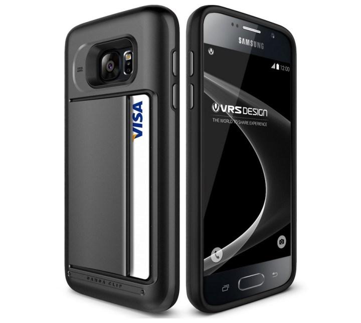 VRS Galaxy S7 Wallet Case