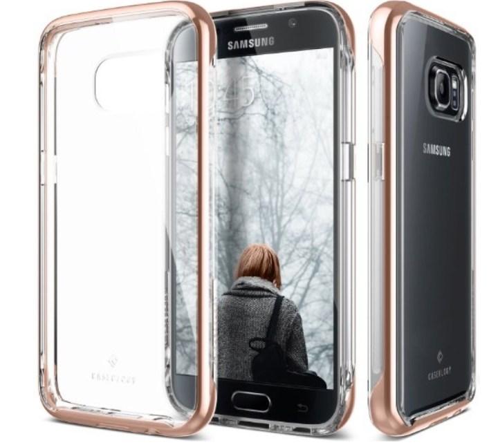 Caseology SkyFall Clear Galaxy S7 Case